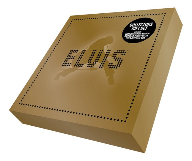 Afbeelding van Giftset Collector Elvis from DreamLand