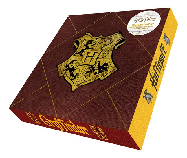 Afbeelding van Giftset Collector Harry Potter from DreamLand