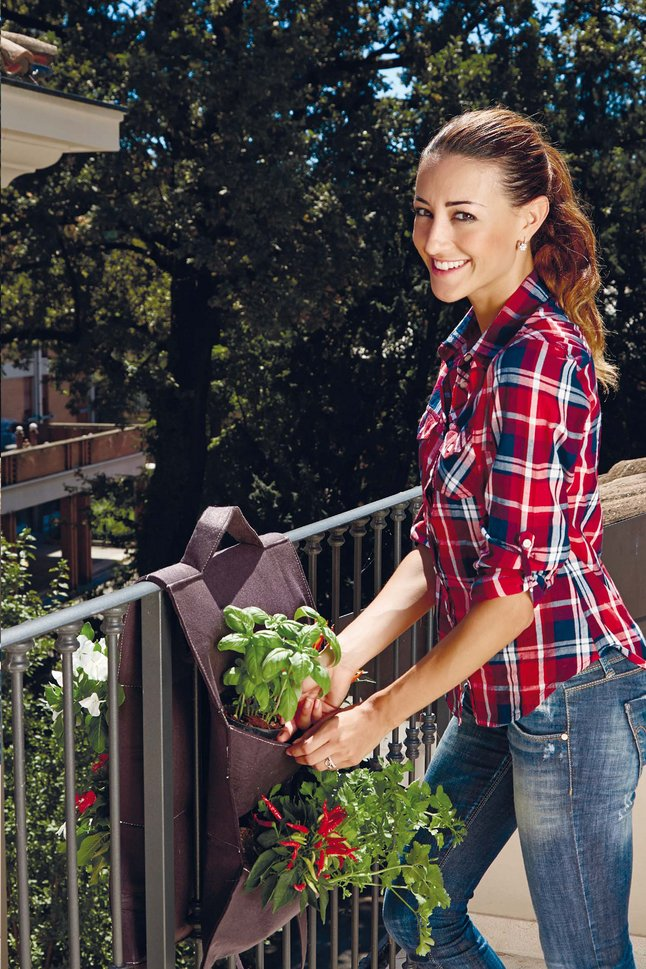 Afbeelding van ACD Plantenzak voor balkon from DreamLand