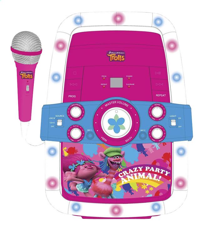 Afbeelding van Karaoke met 1 microfoon Trolls from DreamLand