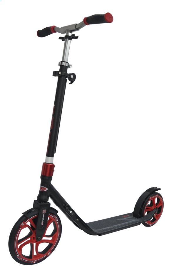 Optimum step Superwheel zwart/rood | DreamLand Steps Webshop