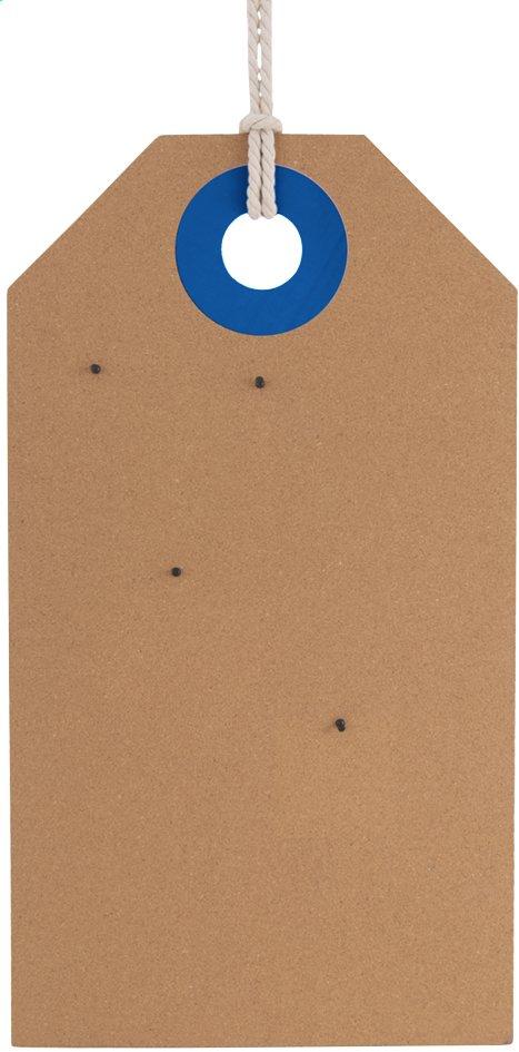 Prikbord Kurk tag blue Large