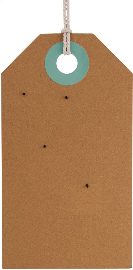 Welp Prikbord Kurk tag green - Ontdek elke dag straffe deals en leuke RN-73