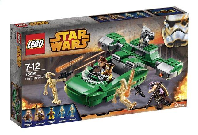 Afbeelding van LEGO Star Wars 75091 Flash Speeder from DreamLand