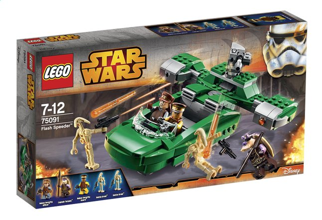 Image pour LEGO Star Wars 75091 Flash Speeder à partir de DreamLand