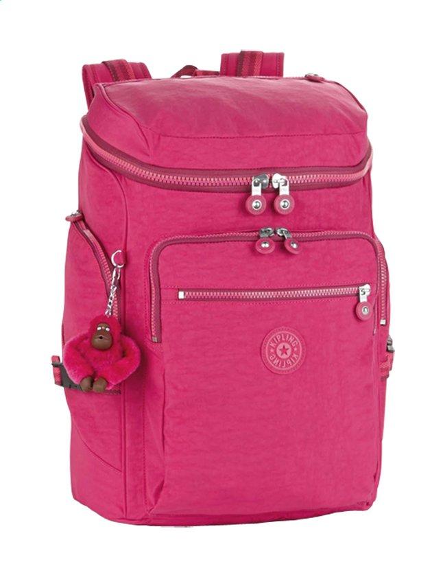 code promo 91c5c 95f3a Kipling sac à dos Upgrade Cherry Pink Mix