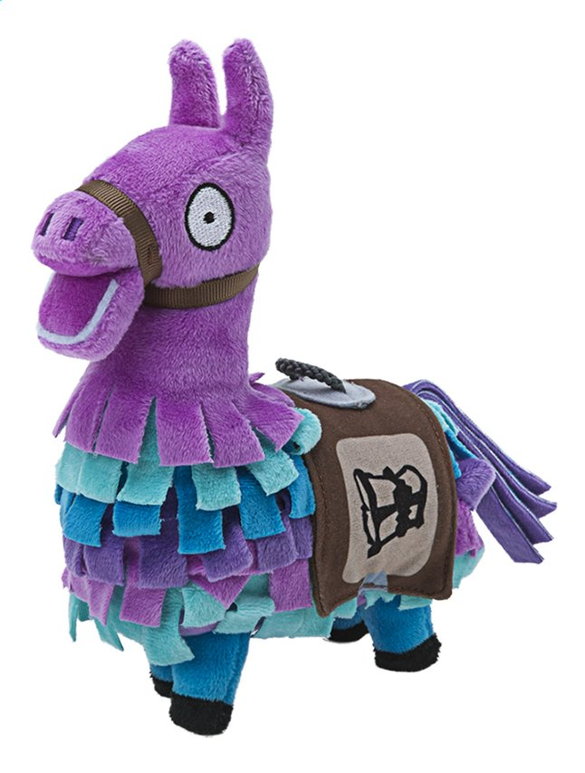 Afbeelding van Fortnite knuffel Llama Loot from DreamLand