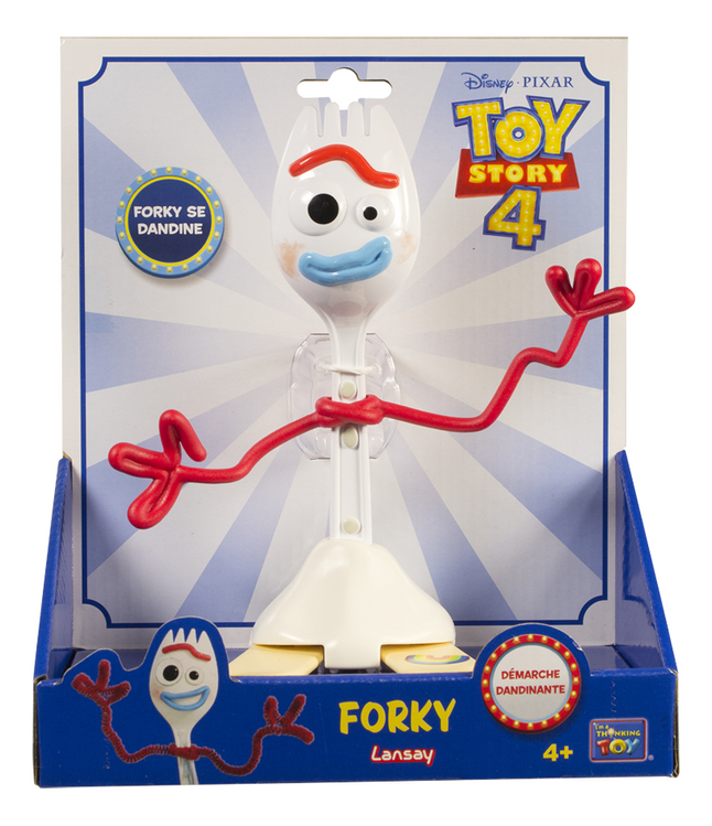 Image pour Figurine articulée Toy Story 4 Forky à partir de DreamLand