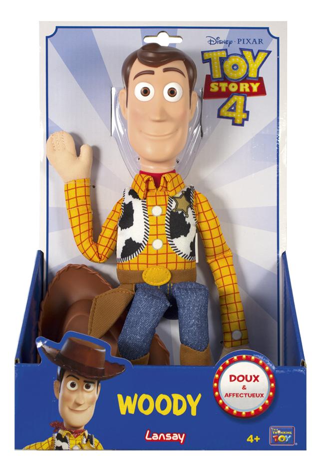 Image pour Toy Story 4 figurine Woody à partir de DreamLand