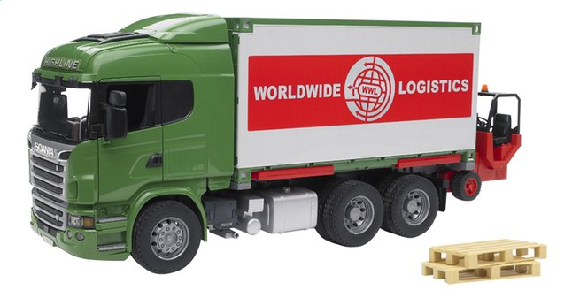 Afbeelding van Bruder vrachtwagen Scania R-serie from DreamLand