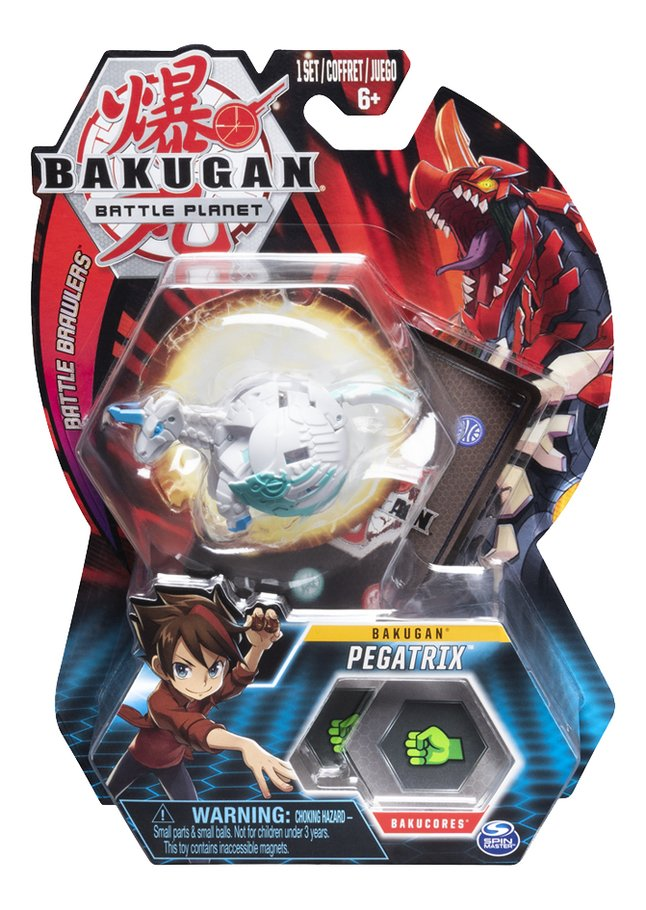 Afbeelding van Bakugan Core Ball Pack - Pegatrix from DreamLand