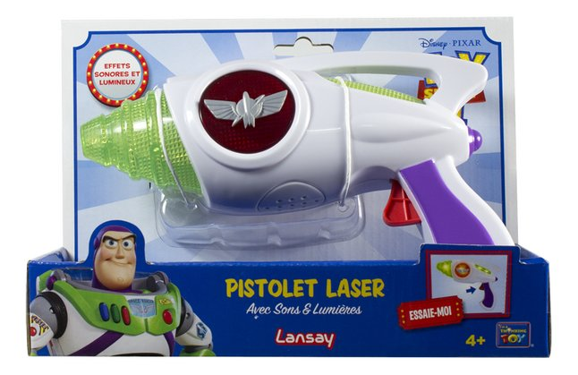 Image pour Toy Story 4 pistolet laser Buzz à partir de DreamLand