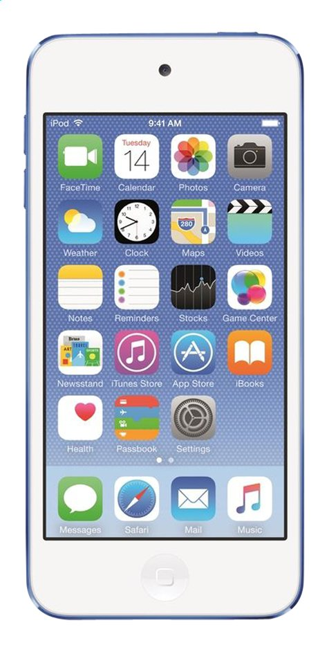 Afbeelding van Apple iPod touch 32 GB blauw from DreamLand