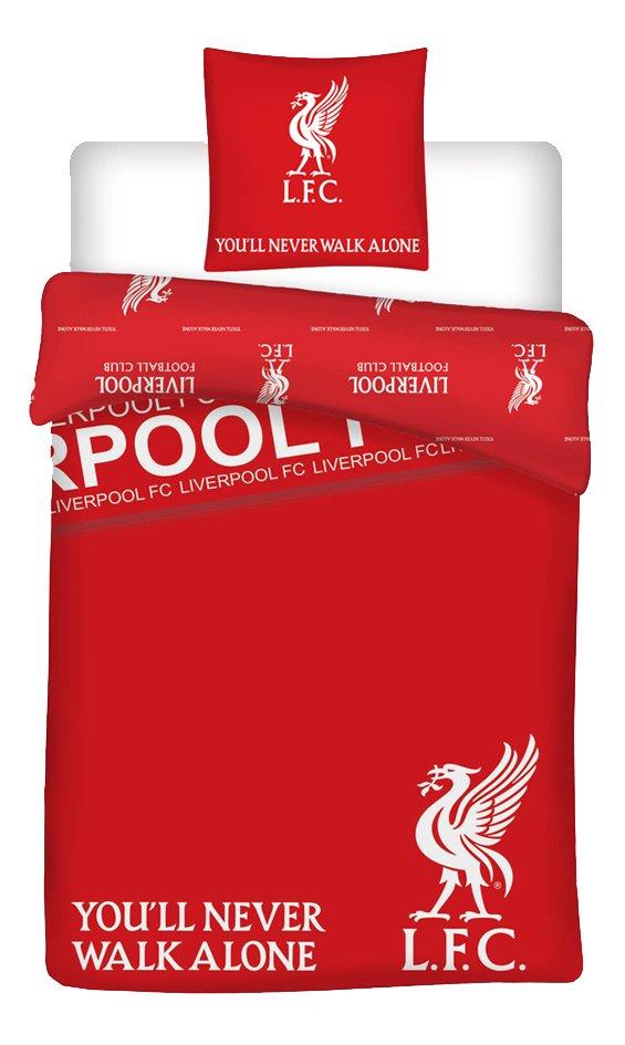 Housse de couette Liverpool FC coton 140 x 200 cm