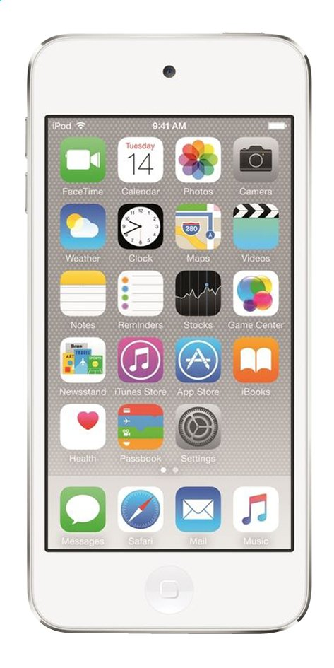 Afbeelding van Apple iPod touch 32 GB zilver from DreamLand