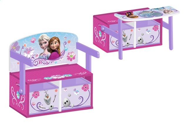 Afbeelding van 3-in-1-bankje Disney Frozen from DreamLand
