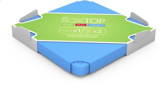 Afbeelding van Chillafish deksel voor Box blauw from DreamLand
