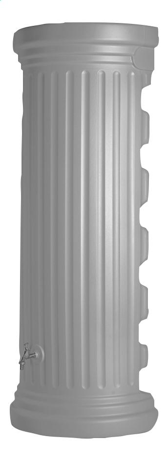 Afbeelding van Garantia Regenton muurmodel Romeinse kolom grijs 550 l from DreamLand