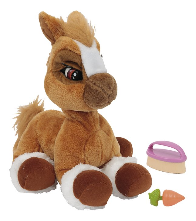 Peluche interactive My Pony Toffee