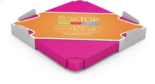 Afbeelding van Chillafish deksel voor Box roze from DreamLand