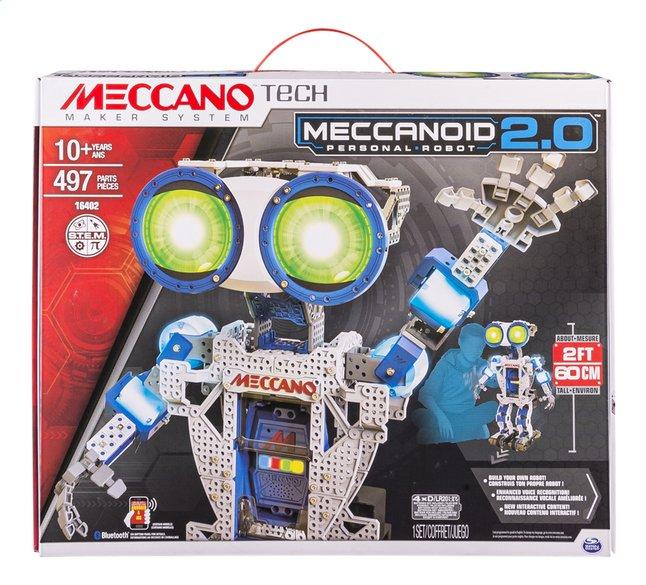 Image pour Meccano Tech robot Meccanoid G16 2.0 à partir de DreamLand
