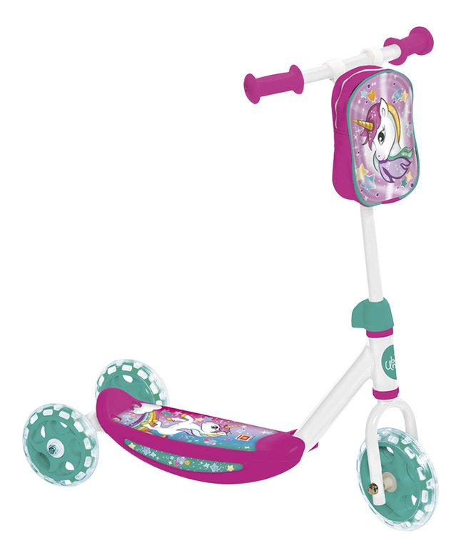 Mondo trottinette Licorne My First Scooter