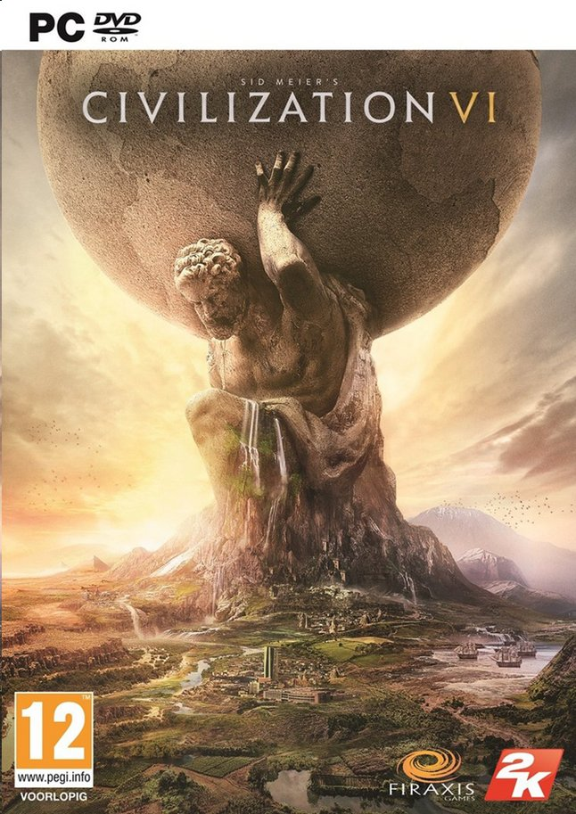 Afbeelding van Pc Civilization VI ENG/FR from DreamLand