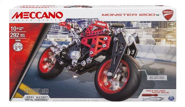 Afbeelding van Meccano Ducati Monster 1200s from DreamLand