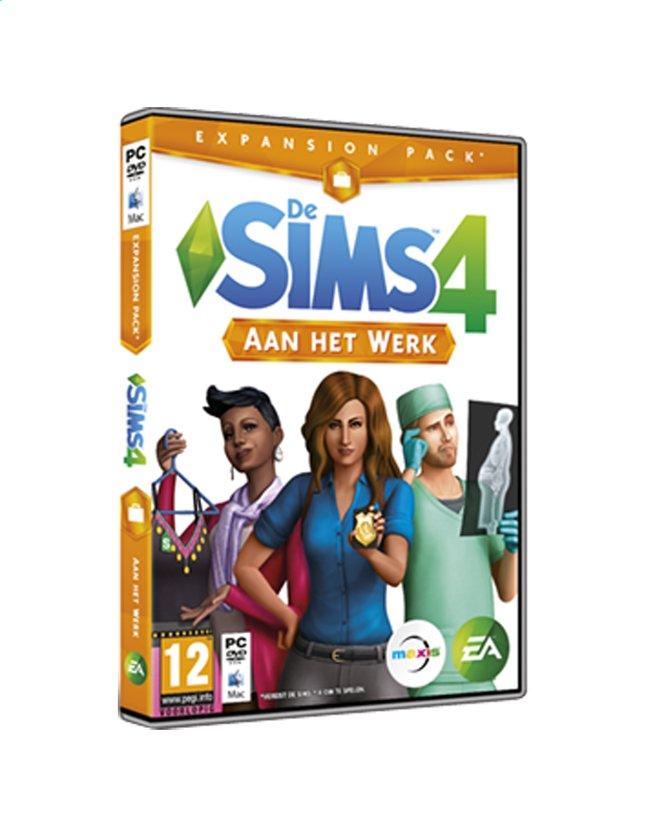 Afbeelding van Pc De Sims 4: Aan het werk from DreamLand