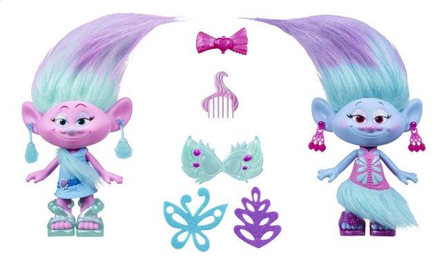 Afbeelding van Trolls speelset Satin en Chenille from DreamLand
