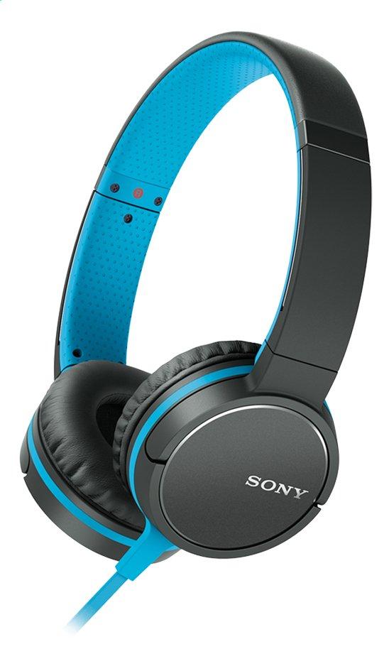 Image pour Sony casque MDR-ZX660 bleu à partir de DreamLand