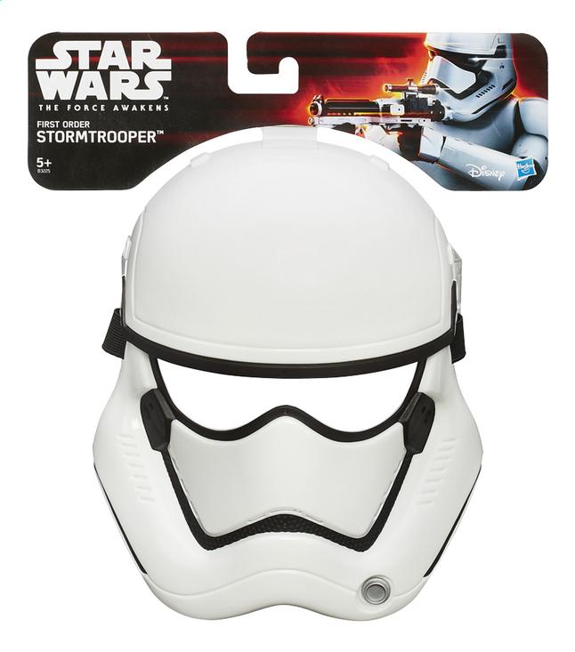 Image pour Masque Disney Star Wars Épisode VII Stormtrooper à partir de DreamLand