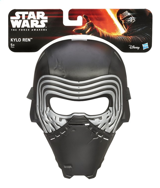 Afbeelding van Masker Disney Star Wars Episode VII Kylo Ren from DreamLand