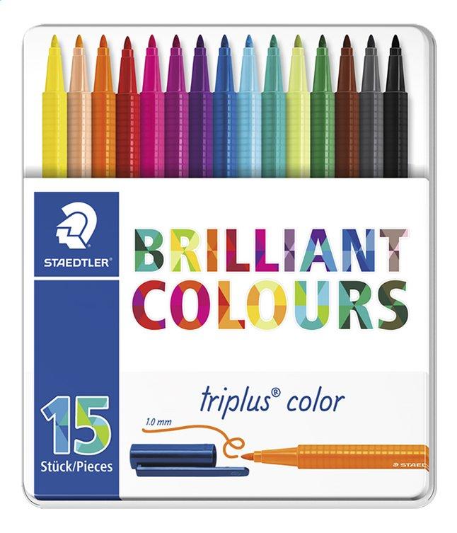 Afbeelding van STAEDTLER viltstift Triplus Color - 15 stuks from DreamLand