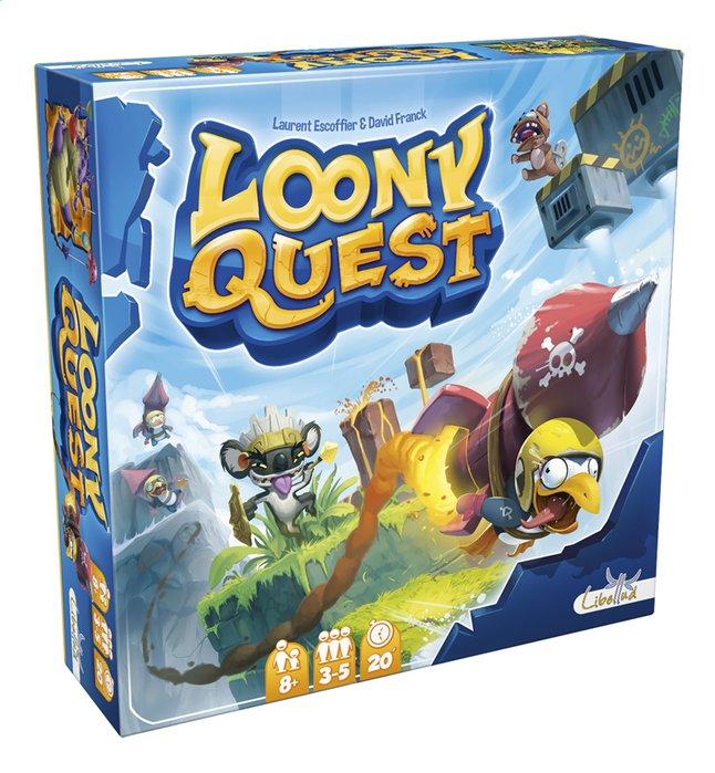 Afbeelding van Loony Quest from DreamLand