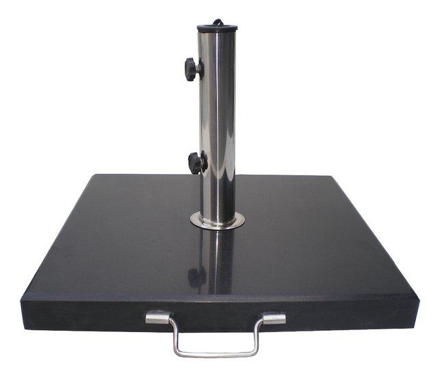 Afbeelding van Parasolvoet graniet 45 kg zwart from DreamLand