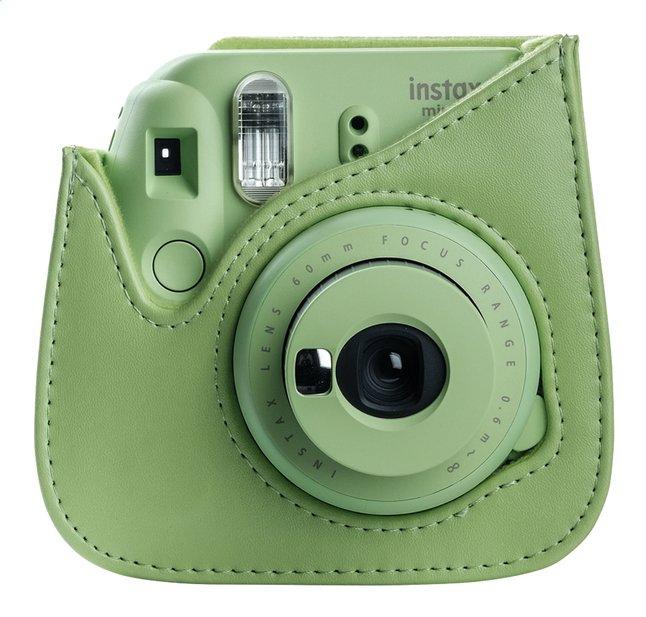 Fujifilm housse pour appareil photo instax mini 9 lime