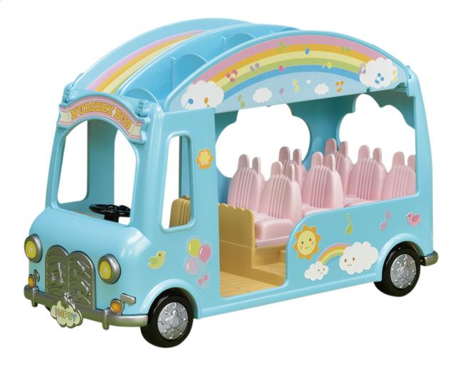 Sylvanian Families 5317 - Le Bus Arc-en-ciel