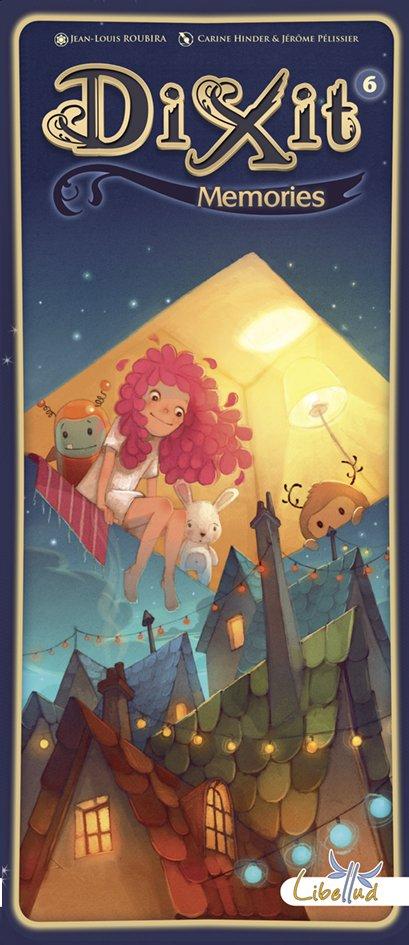 Afbeelding van Dixit uitbreiding 6: Memories from DreamLand