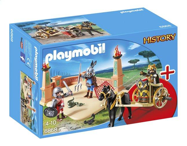 Afbeelding van Playmobil History 6868 Starter Set Arena met gladiatoren from DreamLand