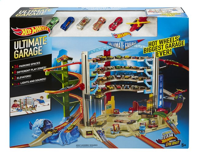 Afbeelding van Hot Wheels Ultimate Garage from DreamLand