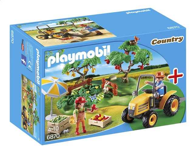 Image pour Playmobil Country 6870 Starter Set