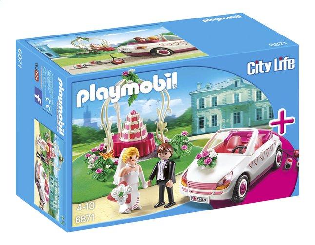 Afbeelding van Playmobil City Life 6871 Starter Set Trouwpartij from DreamLand