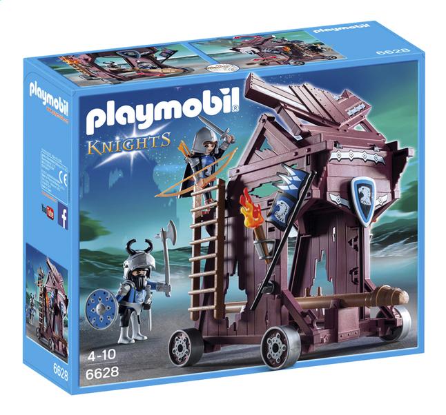 Image pour Playmobil Knights 6628 Tour d'attaque des chevaliers du Faucon à partir de DreamLand