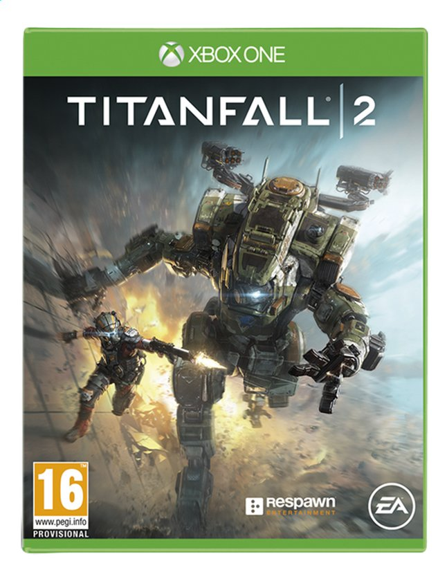 Afbeelding van XBOX One Titanfall 2 ENG/FR from DreamLand