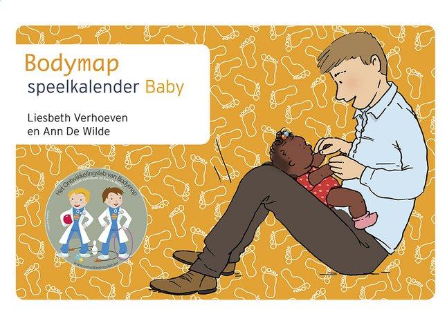 Bodymap speelkalender Baby - Ontdek elke dag straffe deals en ...