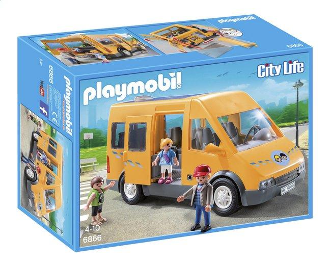 Image pour Playmobil City Life 6866 Bus scolaire à partir de DreamLand