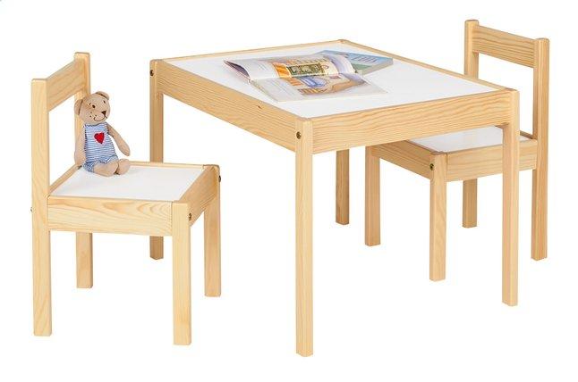 Leuke Stoel Voor Kinderen.Tafel Met 2 Stoelen Voor Kinderen Olaf
