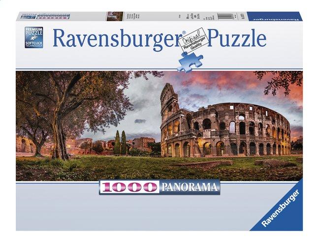 Afbeelding van Ravensburger panoramapuzzel Colosseum bij Zonsopgang from DreamLand