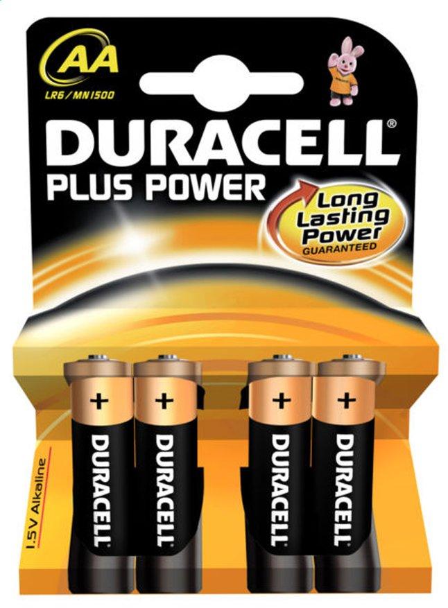 Image pour Duracell 4 piles AA Plus Power à partir de DreamLand